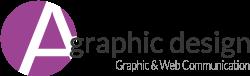 Agraphic design